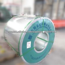 galvanizado en caliente bobina de acero planta