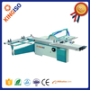sliding table saw cutting machine panel saw for MDF,ABS board MJ6122TD , CE standard,