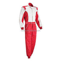 Good quality leather racing clothes and leather racing coverall and leather race suit