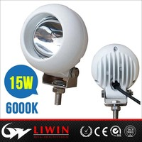 IP67 10v-30v 1350lm 15w 4x4 offroad led working light for used grand cherokee