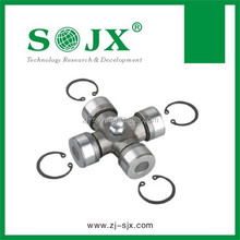 Agricultural cross universal joint and yokes for pto shaft
