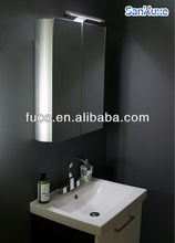 MORDEN Aluminium bathroom cabinet