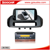 Wince 6.0 car DVD player for Renault Fluence 2010-2015, Megane III with USB DVD SD GPS navigation