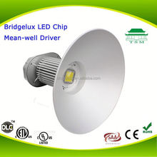5-8 Height Hanging Ceiling Lights 120W LED Induction Highbay Lighting