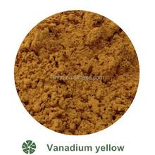 pigment Vanadium Yellow ceramic color glaze