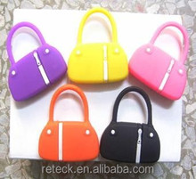 nice pvc material bag usb flash drive for promotion gifts