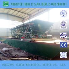 60cbm Small sand hopper transporter/boat/barge prices