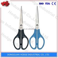 Wholesale hair cutting scissors with plastic handle ,sutudent scissors,children scissors