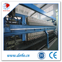 Top sale plate and frame filter press machine