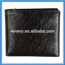 new design travel men leather purse factory price purse