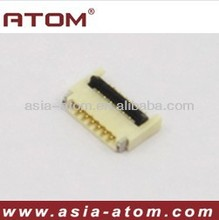 0.5 Pitch FPC Connector XPins H=1.0mm