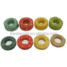 Pet food dog chew munchy ring Shape Dog Snacks