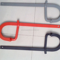 100cm Rail steel formwork shuttering clamp for concrete