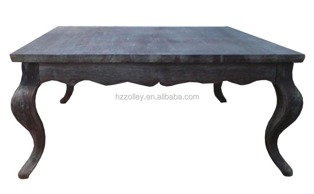 europa stile antico in legno recuperato usato tavoli da ping pong ...