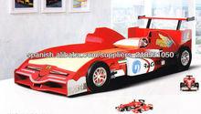 083 F1 Diseño de cama para el automóvil niños Niza realizado en Guangzhou