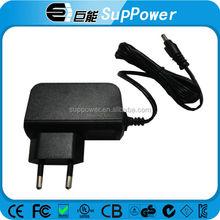 newest mode PA1024 100-240Vac to dc 9v adapter us 2.5a with EU plug