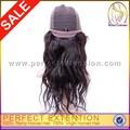 individuales para el comprador llenas del cordón del pelo humano 100 peluca de pelo natural para los hombres