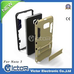 New design fashion Promotion cheap tpu pc cell phone case for samsung note5