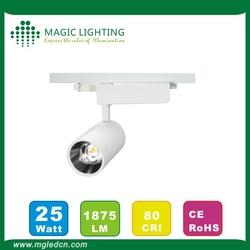 Branded professional led track light shop
