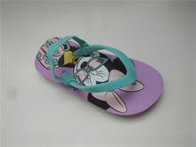 nice children rubber slipper cheap cute kids flip flops