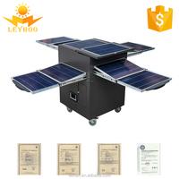 2015 NEW 2000W Portable Solar generator/Solar power system/Solar energy system for emergency