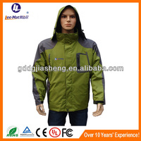 Wholesale hotsale young style clothing, electric heated hunting clothing