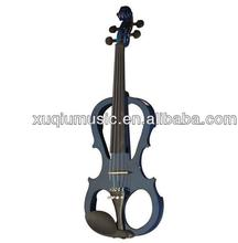 Professional Pear wood / top spruce / jujhube wood with ebjony stain and inlay violin