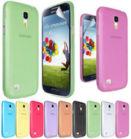 New Ultra thin Slim Clear Transparent Case Cover For Samsung Galaxy S4 Mini i9190