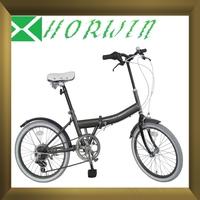 6 Speed Mountain Bike Folding Bicycle 20 Bicicletas Full Suspension for Man