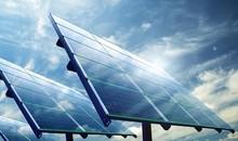transparent thin film solar panel