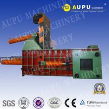 Aupu Brand Y81T-250A horizontal hydraulic scrap steel baler machine