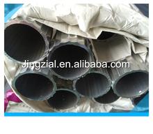 Aluminum different surface treatment of decorative tubes/China manufacturer 6063 T5 aluminum tube