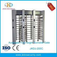 Long Life Expectancy And Factory Price Full Height Turnstile