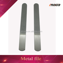 Professional high quality metal nail file /stainless steel