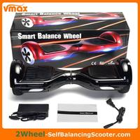 Get your 2 wheel quick step balancing scooter
