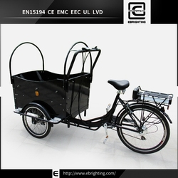 electric air cool cheap adults moped BRI-C01 used pedicab