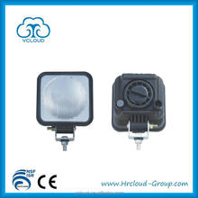 Plastic auto part 12v led tractor work light made in China HR-B-029