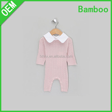 High quality comfortable and soft baby bubble romper baby girl clothes