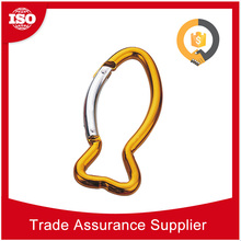 99.9% praise rave reviews Hot Sales Customized Logo promotional big carabiner