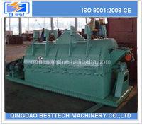 Made in China S43 fine hexagonal sieve, vibrating sieve, old foundry sand fine sieve machine