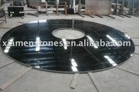 natural stone round carving