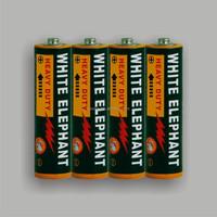 aa, r6, um-3 Carbon Zinc Battery PVC Jacket (black color or OEM)