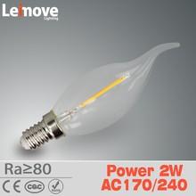 Dimmable 330 grau angle de faisceau ampoule led avec détecteur de mouvement