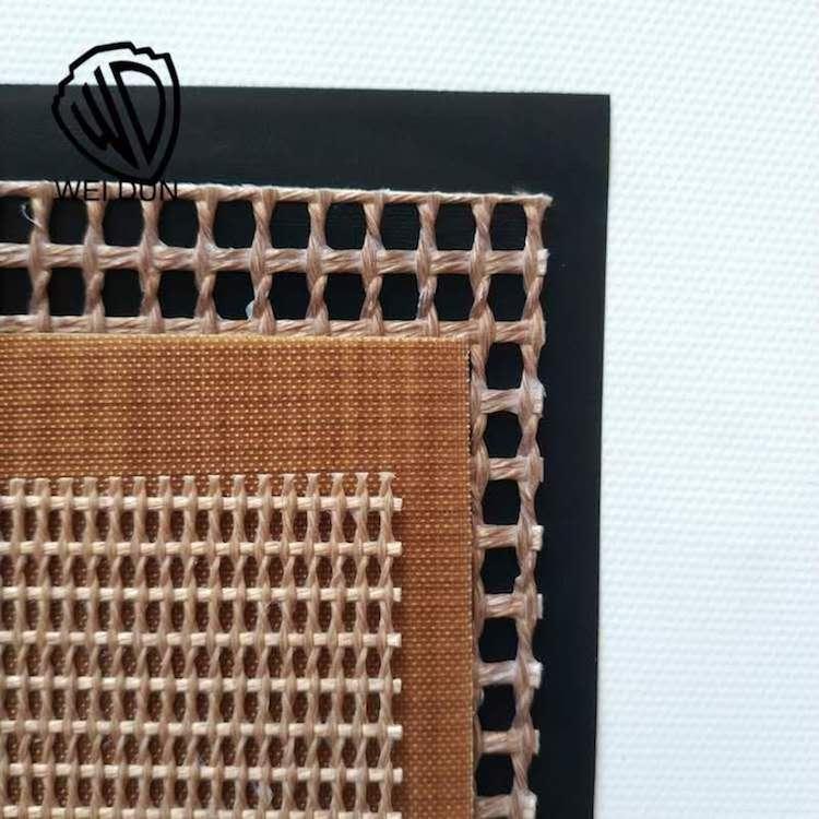 Sıcak satış E-Cam teflon ptfe kaplı fiberglas kumaş