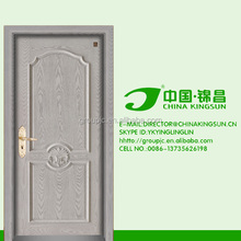 made in china WHITE PAINTING INNER WOODEN DOORS