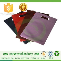 Spunbond nonwoven fabric used in eco bag fabric, shopping bag