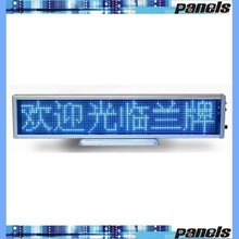 Indoor Led Scrolling Message Advertisement Led Board