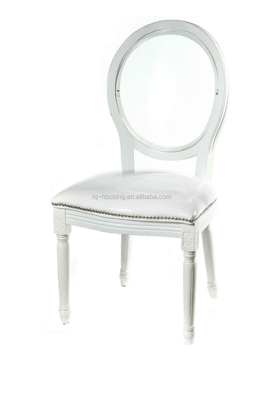 pas cher acrylique chaise louis ghost chaise acrylique acrylique retour chaise chaises de