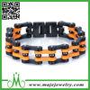 Custom heavy metal colorful male bracelet jewelry wholesale pakistan