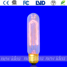 carbon filament bulbs, high quality lighting tube bulbs T32 25W/40W/60W